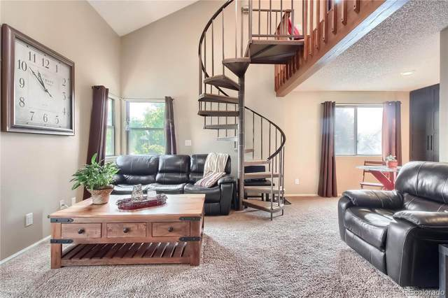 4303 S Andes Way #202, Aurora, CO 80015 (#6706815) :: Berkshire Hathaway Elevated Living Real Estate