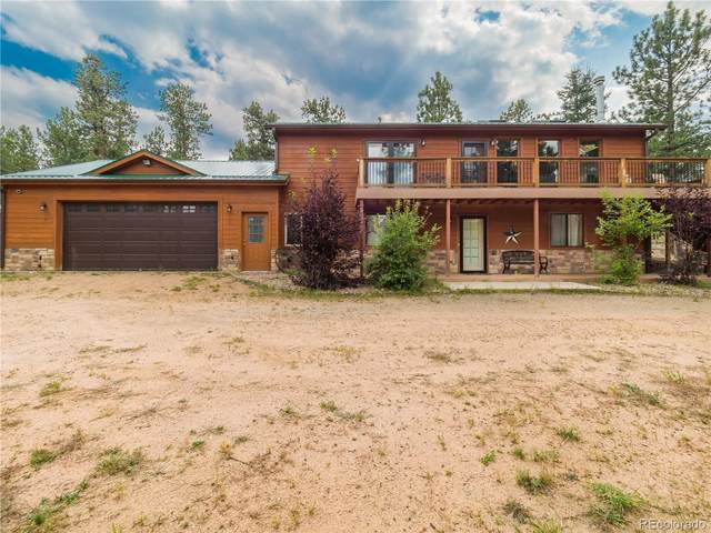 858 Forest Drive, Bailey, CO 80421 (#6706841) :: Symbio Denver