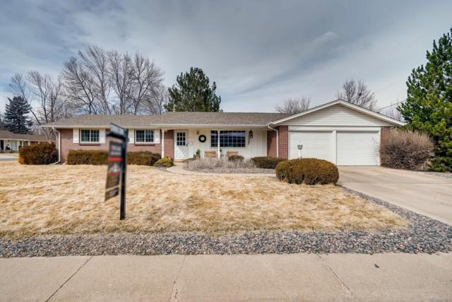 10895 W 69th Avenue, Arvada, CO 80004 (#6706892) :: The Heyl Group at Keller Williams