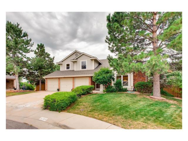 5784 S Olathe Street, Centennial, CO 80015 (MLS #6707034) :: 8z Real Estate