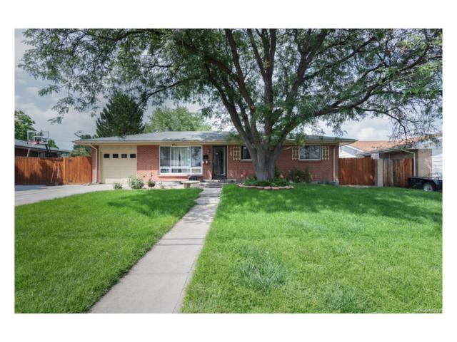 1561 Sheldon Drive, Denver, CO 80229 (MLS #6707162) :: 8z Real Estate