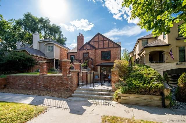 545 Jackson Street, Denver, CO 80206 (MLS #6707452) :: Bliss Realty Group