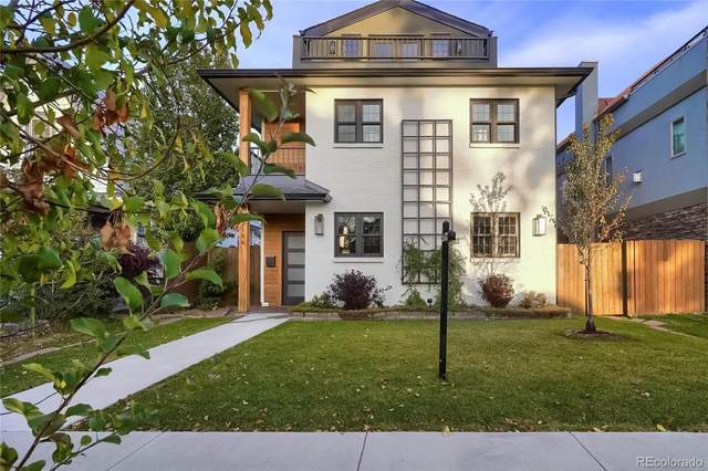1184 S Clarkson Street, Denver, CO 80210 (#6707517) :: Bring Home Denver with Keller Williams Downtown Realty LLC
