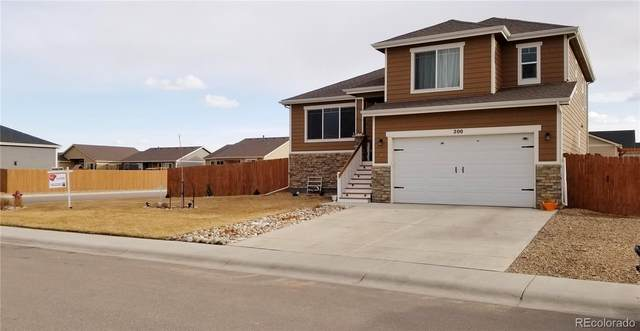 200 11th Avenue, Wiggins, CO 80654 (#6707871) :: Bring Home Denver with Keller Williams Downtown Realty LLC