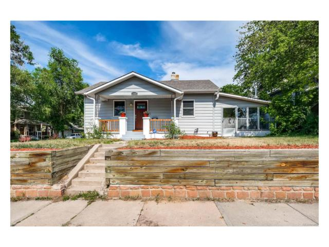 1904 S Downing Street, Denver, CO 80210 (#6707961) :: Thrive Real Estate Group