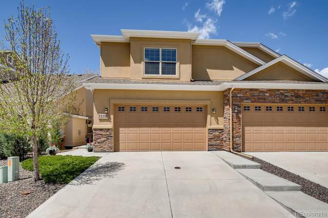 22391 E Plymouth Circle, Aurora, CO 80016 (MLS #6708234) :: 8z Real Estate