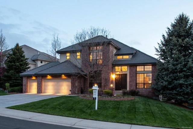 9538 E Hidden Hill Lane, Lone Tree, CO 80124 (#6708346) :: The Peak Properties Group