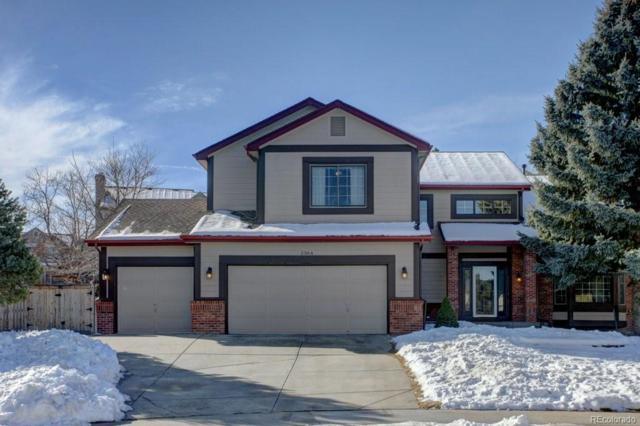 2364 Stratford Court, Highlands Ranch, CO 80126 (MLS #6708727) :: 8z Real Estate