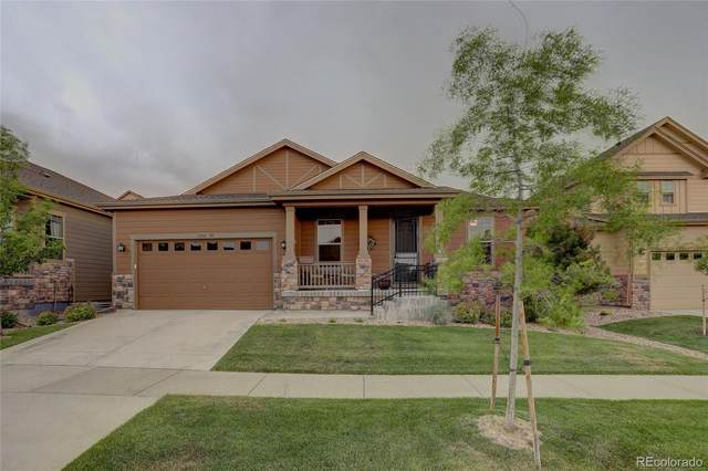 11968 S Allerton Circle, Parker, CO 80138 (#6708931) :: The Healey Group