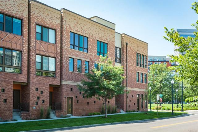 2200 Tremont Place #2, Denver, CO 80205 (#6710013) :: The Healey Group