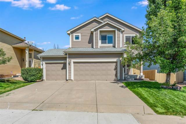 17007 Hastings Avenue, Parker, CO 80134 (#6710042) :: The DeGrood Team