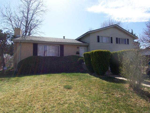 953 Dawson Street, Aurora, CO 80011 (#6710287) :: The Pete Cook Home Group