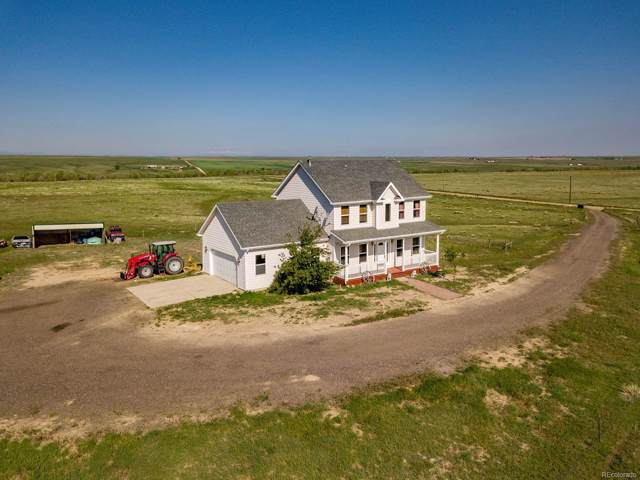 14632 County Road 166, Kiowa, CO 80117 (#6710735) :: The DeGrood Team
