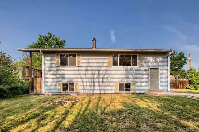 1073 Quaker Street, Golden, CO 80401 (#6710927) :: You 1st Realty