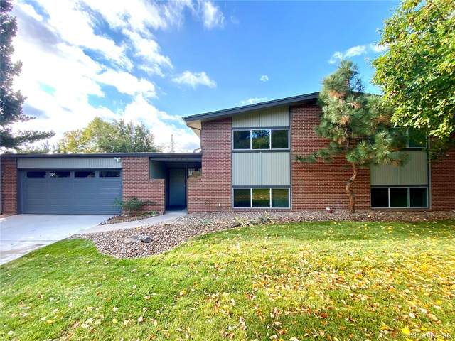13480 W Ohio Avenue, Lakewood, CO 80228 (#6711158) :: The Griffith Home Team