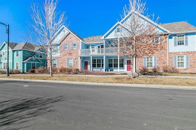 9043 E 24th Place #103, Denver, CO 80238 (MLS #6711420) :: 8z Real Estate