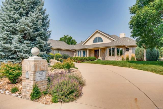 887 Lexington Avenue, Westminster, CO 80023 (MLS #6711457) :: Kittle Real Estate