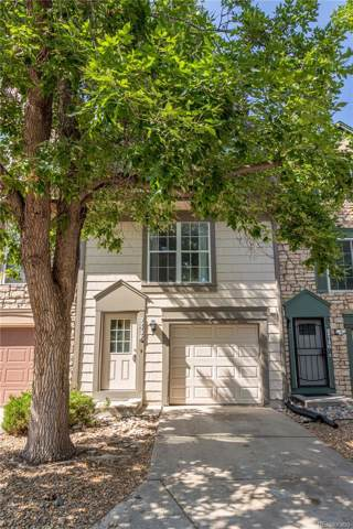 2973 W 81st Avenue F, Westminster, CO 80031 (#6711534) :: The Galo Garrido Group