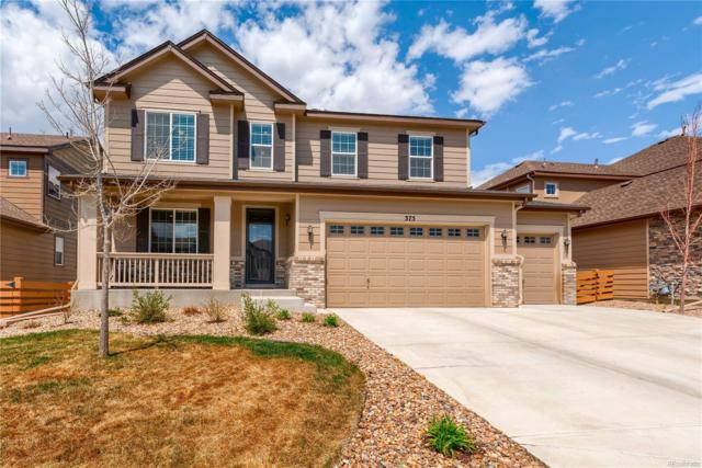375 Dusk Court, Erie, CO 80516 (#6711983) :: The Pete Cook Home Group