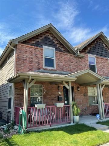 720 W 1st Avenue, Denver, CO 80223 (#6712005) :: Wisdom Real Estate