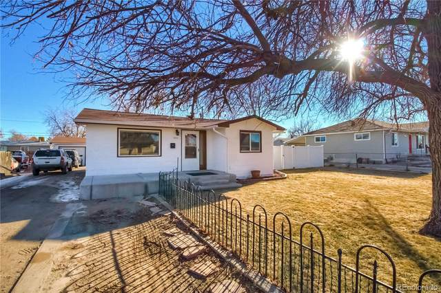 6850 Kearney Street, Commerce City, CO 80022 (#6712020) :: The Healey Group