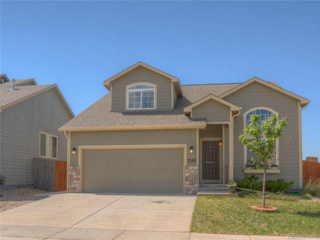7305 Pearly Heath Road, Colorado Springs, CO 80908 (MLS #6712174) :: Stephanie Kolesar