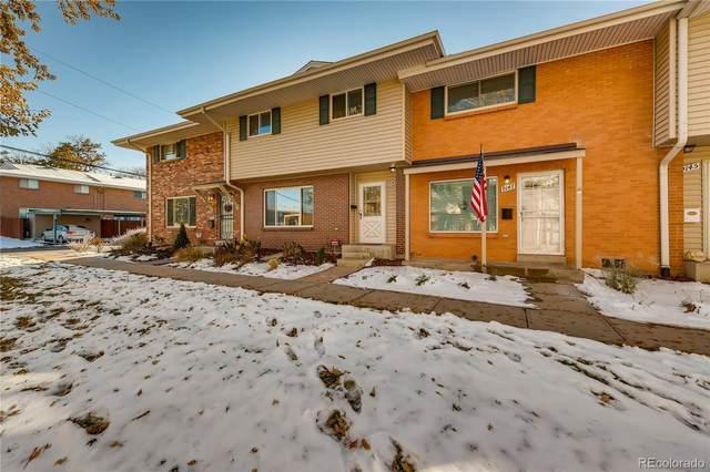 9149 E Mansfield Avenue, Denver, CO 80237 (#6712456) :: The Brokerage Group