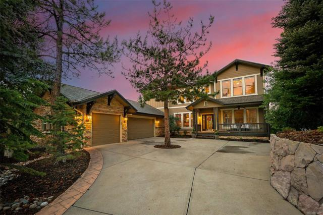 7059 Forest Ridge Circle, Castle Pines, CO 80108 (#6712515) :: The Pete Cook Home Group