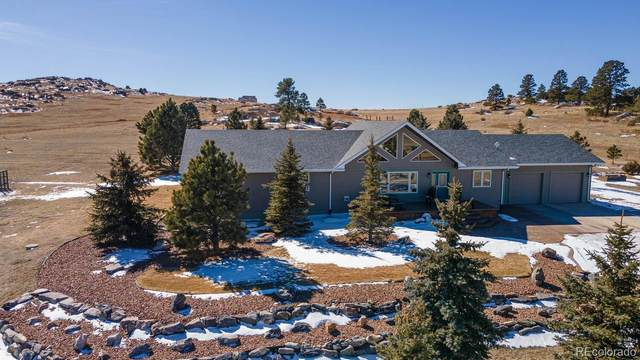 25468 County Road 21, Elbert, CO 80106 (#6712591) :: Realty ONE Group Five Star
