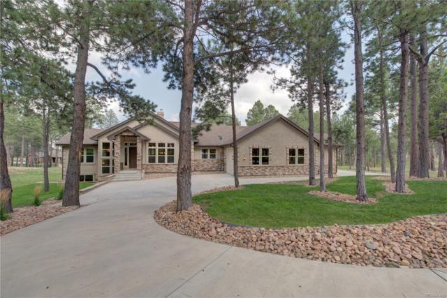 14853 Snowy Pine Point, Colorado Springs, CO 80908 (#6713484) :: The Peak Properties Group