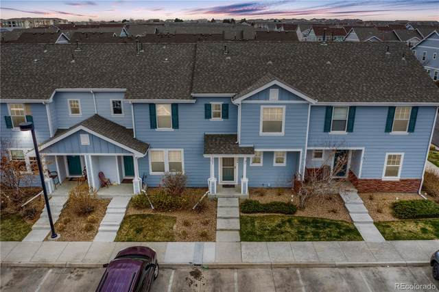 18861 E 58th Avenue E, Denver, CO 80249 (MLS #6713905) :: Kittle Real Estate