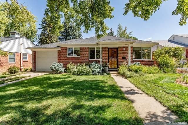 1130 Ivanhoe Street, Denver, CO 80220 (#6714198) :: Arnie Stein Team | RE/MAX Masters Millennium