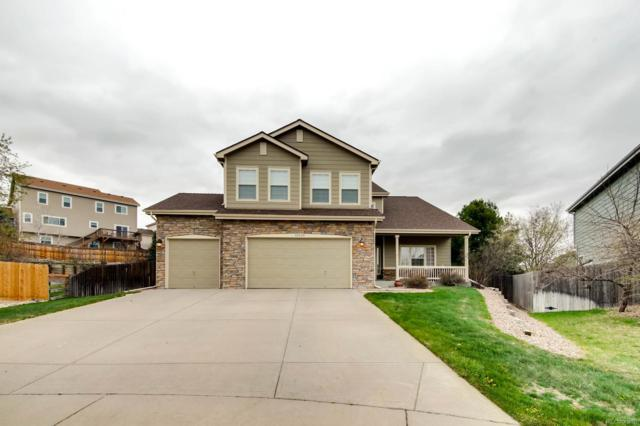 10520 Humboldt Peak Way, Parker, CO 80138 (#6714558) :: The Pete Cook Home Group