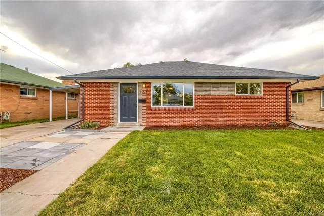 7031 Dexter Street, Commerce City, CO 80022 (MLS #6714607) :: 8z Real Estate