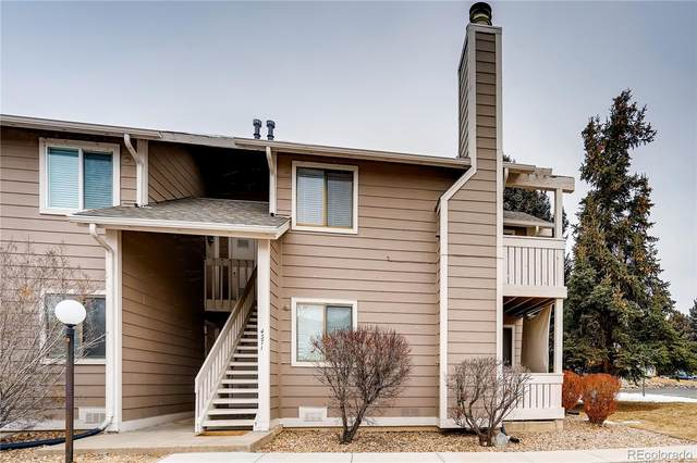 4371 S Andes Way #201, Aurora, CO 80015 (#6714692) :: The HomeSmiths Team - Keller Williams