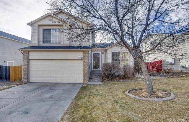 4448 E Andover Avenue, Castle Rock, CO 80104 (#6715693) :: Compass Colorado Realty