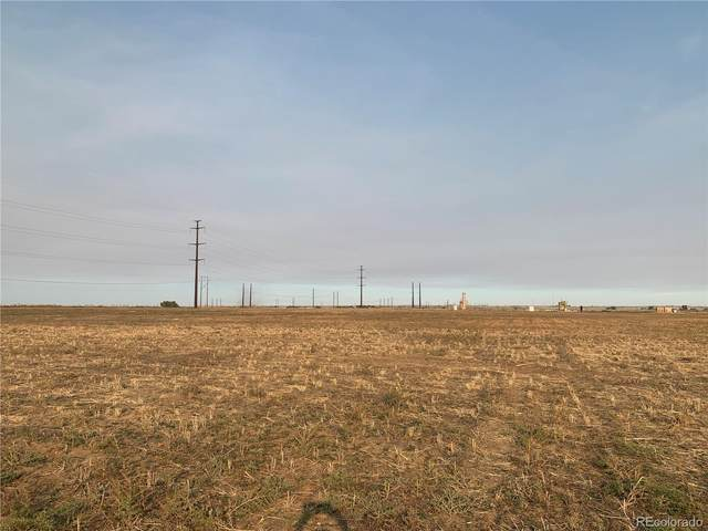 Tbd County Road 39, Fort Lupton, CO 80621 (MLS #6715751) :: 8z Real Estate