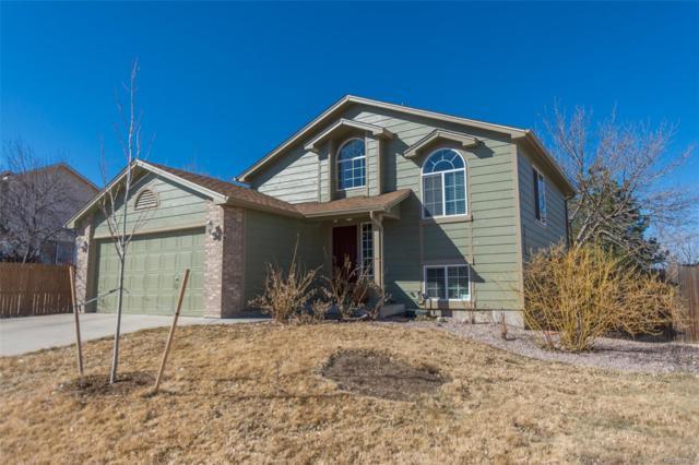 5257 Spruce Avenue, Castle Rock, CO 80104 (MLS #6716533) :: 8z Real Estate