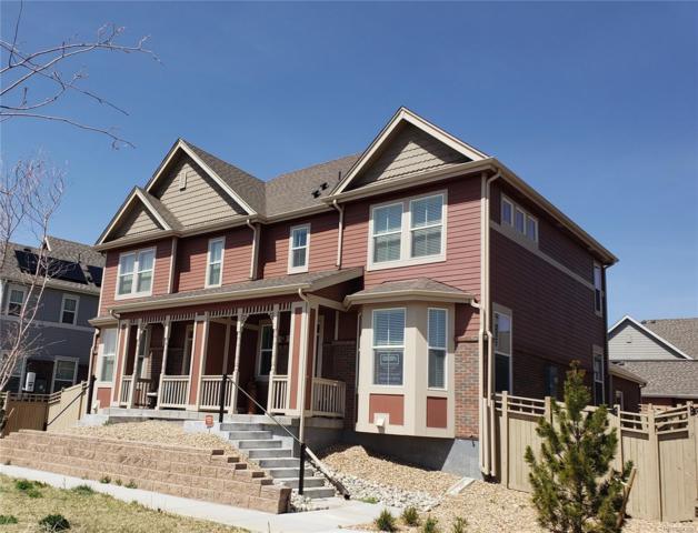 14714 E Crestridge Drive, Centennial, CO 80015 (#6716993) :: The Peak Properties Group