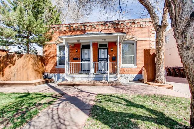 921 26th Street, Denver, CO 80205 (MLS #6717177) :: 8z Real Estate
