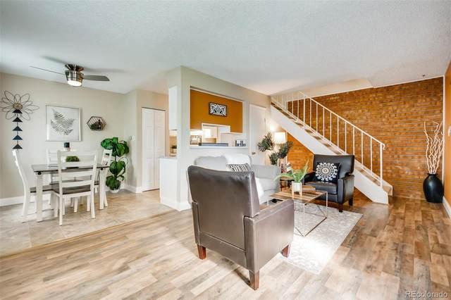 7309 W Hampden Avenue #3802, Lakewood, CO 80227 (#6717184) :: Compass Colorado Realty