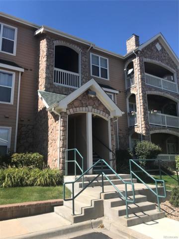 18989 E Warren Drive G-106, Aurora, CO 80013 (MLS #6717680) :: 8z Real Estate