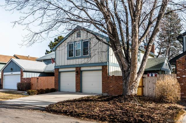 9294 W 87th Place, Arvada, CO 80005 (#6717874) :: The Gilbert Group