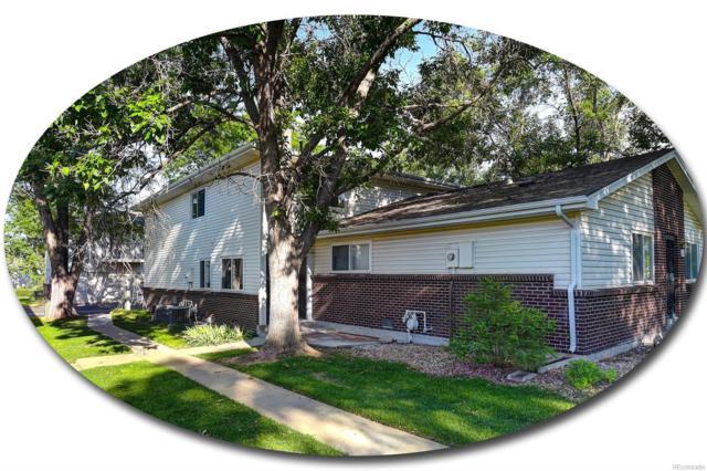 9195 E Lehigh Avenue #131, Denver, CO 80237 (MLS #6718632) :: 8z Real Estate