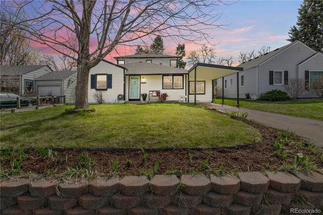 2540 S Washington Street, Denver, CO 80210 (#6719162) :: Mile High Luxury Real Estate