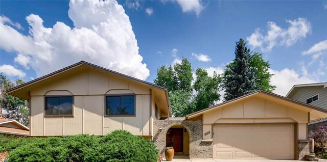 7766 E Napa Place, Denver, CO 80237 (#6719803) :: The Heyl Group at Keller Williams