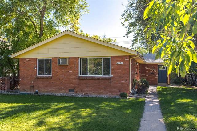 2412 - 2414 Mapleton Avenue, Boulder, CO 80304 (#6719805) :: The DeGrood Team