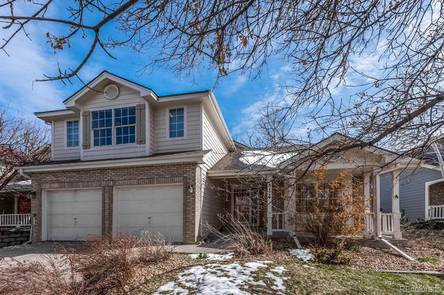 5174 S Ouray Court, Centennial, CO 80015 (#6719870) :: Re/Max Structure