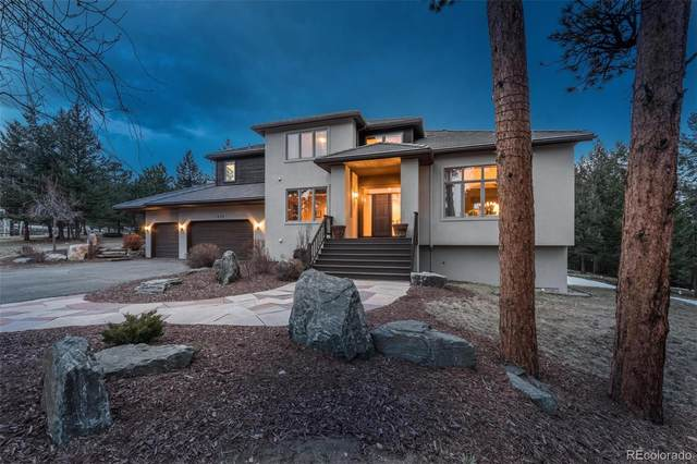 1434 Belford Court, Evergreen, CO 80439 (MLS #6719928) :: 8z Real Estate