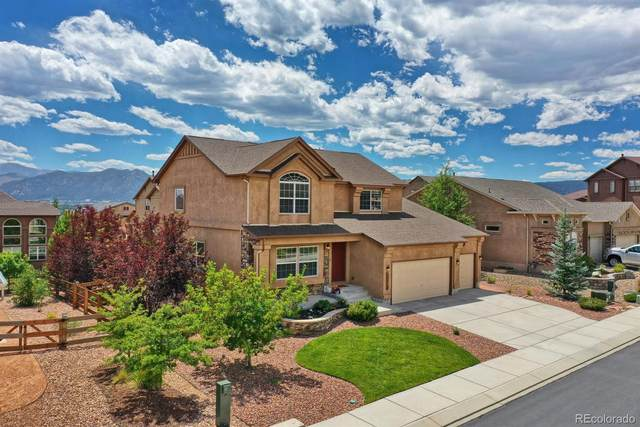 15718 Old Post Drive, Monument, CO 80132 (#6719956) :: The Harling Team @ Homesmart Realty Group